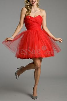 $100  http://www.dressale.com/red-organza-prom-dresses-with-sweetheart-neckline-p-6072.html