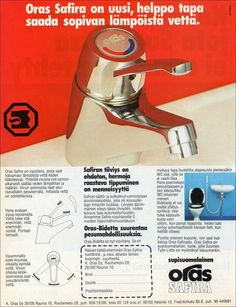 Mainos, 70-luku (70-luvulta, päivää ! -blogi)