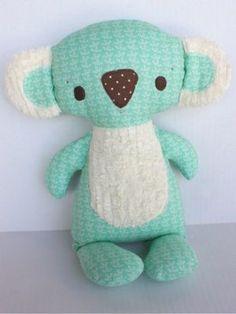 Koby Koala Doll - 13 inch | YouCanMakeThis.com