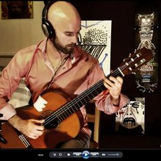 "Alexi Gaga performing ""Choros No 1"" by Villa-Lobos.   Classical guitar, Brazilian Music, Spanish Guitar"