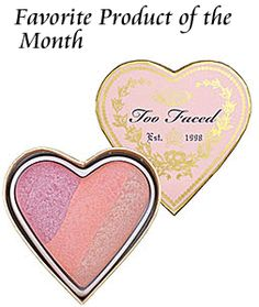 Favorite Product of the Month – Too Faced Sweethearts Perfect Flush Blush | Phyrra | Beauty for the Bold #crueltyfree #beauty #blush