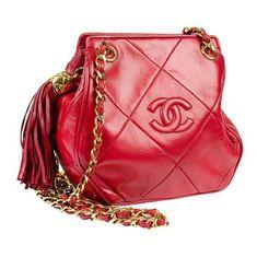 d7a0c6b1e746 Women s Handbags   Bags   Chanel Handbags Collection   more details. Chanel  PurseVintage ...