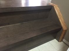 Hardwood Stairs, Entryway Tables, Furniture, Home Decor, Wooden Ladders, Homemade Home Decor, Home Furnishings, Decoration Home, Wooden Stairs