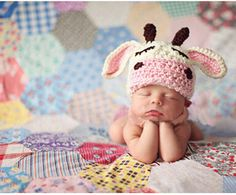 Image result for crochet baby animal hats