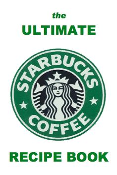 FREE Starbuck Recipes eBook