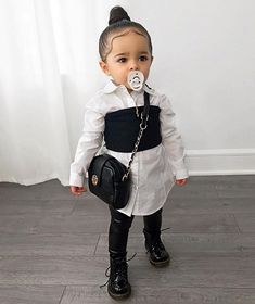 bebe bebes child baby fashion baby clothing baby ropa d . Cute Little Girls Outfits, Kids Outfits Girls, Toddler Girl Outfits, Cute Little Baby, Cute Babies, Pretty Baby, Cute Kids Fashion, Baby Girl Fashion, Toddler Fashion