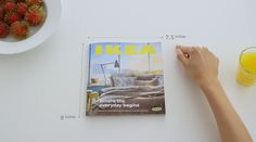 New IKEA commercial, inspired by Apple. We present to you: the bookbook.