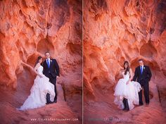 Valley of Fire Wedding Photos of Amber and Jay » Las Vegas Event and Wedding Photographer