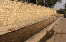 Fuente y Bebedero en Medina de Rioseco