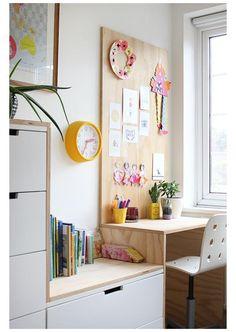 14 Inspiring Ikea Desk Hacks that you& love, . 14 Inspirierende Ikea Desk Hacks, die Sie lieben werden , 14 Inspiring Ikea Desk Hacks that you& love, Kids Bedroom Furniture, Ikea Bedroom, Bedroom Storage, Home Decor Bedroom, Baby Storage, Ikea Furniture, Luxury Furniture, Storage Ideas, Childs Bedroom