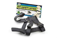 Four Paws Safety Sitter Medium Dog Harness >>> Learn more by visiting the image link.Note:It is affiliate link to Amazon.