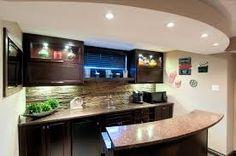 Image result for basement kitchens