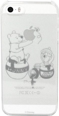 Winnie the Pooh and Piglet iPhone 5/5s case
