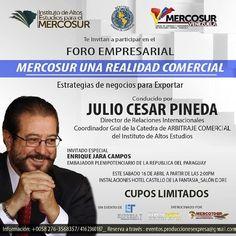 """@Regrann from @produccionesexpresa: 1er Foro Empresarial """"Mercosur una Realidad Comercial"""" #eventos #progreso #emprendimiento #empresa #Venezuela #San Cristóbal #Tachira #Formaciin #Mercosur #Colombua #Paraguay #Embajada #Cancilleria #Negocios #Exportaciines #Caracas #Cucuta #Comercio #Bussines #Internacionales #Lationoamerica #Globovision #Maracaibo #CamaraDeComercio. #ComercioExterior - via #Regrann #repost by ccmercosurven"""