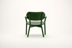 Castor Low Armchair by Big-Game for Karimoku New Standard. Available from Stylecraft.com.au
