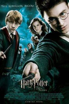 Harry Potter 5 la Orden del Fenix