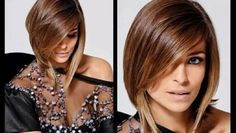 Love the color and the haircut