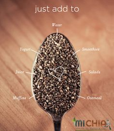 Just Add Chia