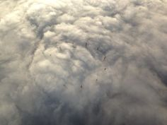 These stunning images of a fogbound London from above were take by a Metropolitan Police helicopter.