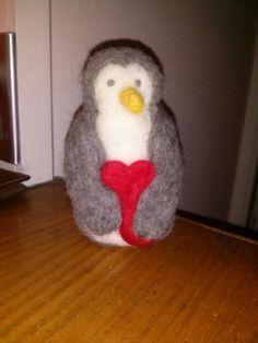 Pingüino Miguel