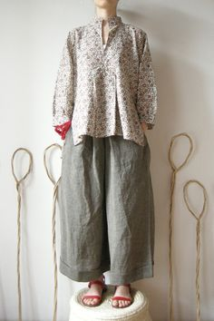 daniela gregis  tognon trousers with pockets