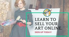 How to Sell Art Online | Business Coaching for Artists | Artist Websites
