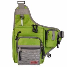 New Waterproof Multi-functional Waist Bag With Large Capacity - Big Star Trading - 1
