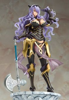 Release Date: November 2017 A figure project co-developed by the developer of the Fire Emblem series, INTELLIGENT SYSTEMS and monolith! From the popular game Fire Emblem Fates comes a scale - anime figure Fire Emblem Fates, 3d Figures, Action Figures, Manga Anime, Otaku, Anime Toys, Fire Emblem Awakening, Anime Merchandise, Figure Model
