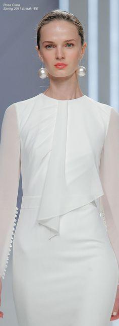 Rosa Clara Spring 2017 Bridal Collection - EE