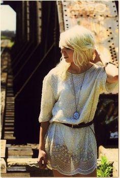 Summer fashion. Flawless.