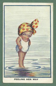 1925 FLORA WHITE postcard | eBay