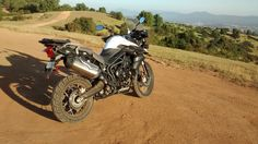 My Triumph Tiger XC