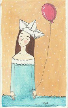by Tania Samoshkina