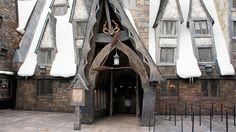 Restaurante 3 Vassouras do Harry Potter em Orlando #viagem #orlando #disney