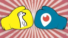 MayPac wasn't the only fight brewing Saturday night. We're still in early rounds, but so far Periscope is totally dominating live streaming rival Meerkat.