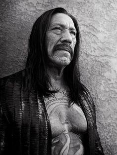 Danny Trejo, Los Angeles, 2011  © Bryan Adams