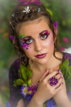 Fairy Makeup by Hope Carlton Perfect Touch Makeup