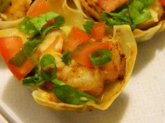 1000+ images about Wonton wraps on Pinterest | Wonton cups, Wontons ...