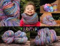 KARNEVAL - VLNA MERINO – SUPERFINE – 18 micronov :: Stella-art