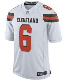 Nike Men s Baker Mayfield Cleveland Browns Limited Jersey Men - Sports Fan  Shop By Lids - Macy s dc211fa5f
