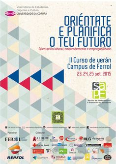 II curso de orientación profesional en Ferrol