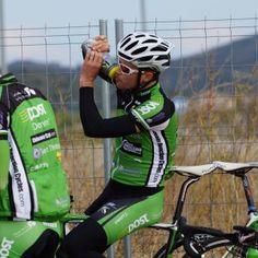 Cycling nutrition 101 - Matt Lovell