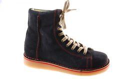 #Grünbein #Boots LOUIS sued dunkelblau