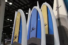 Tons of Surf Expo photos on Distressed Mullet Facebook Page | Distressed Mullet