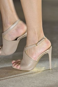 Stella McCartney. Great neutral heel for skinny jeans.