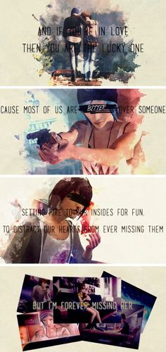 Why you gotta make me cry - Life is Strange - Chloe Price - Max Caulfield  - Pricefield