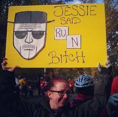 funny nyc marathon photos | Funny Signs From The NYC Marathon