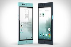"Nextbit Robin Smartphone - When it comes to specs, the Nextbit Robin Smartphone is solid, if not a standout. There's a 5.2-inch, 1080p screen, 13 megapixel camera, USB-C, a Snapdragon processor, and 32GB of onboard storage — ""onboard"" being the key term there. Thanks to a heavily customized version of Android, the Robin's software is able to give you 100Gb of additional cloud-based storage by automatically optimizing the space on your phone. 