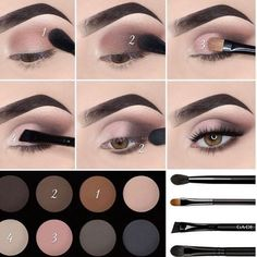 Would you wear that matte look? 💖 Use makeup make up aesthetic Would you wear this matte look? 💖 Use make-up – Would you wear that matte look? 💖 Use makeup make up aesthetic Would you wear this matte look? 💖 Use make-up – Contour Makeup, Eyebrow Makeup, Makeup Eyeshadow, Makeup Brushes, Make Up Contouring, Eyeshadow Palette, Mask Makeup, Eyeshadow Tips, How To Apply Eyeshadow