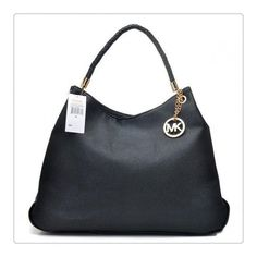 You Can Enjoy Wonderful Life With The Best Michael Kors Skorpios Textured Large Black Totes! #WhatSheWants #GameDay
